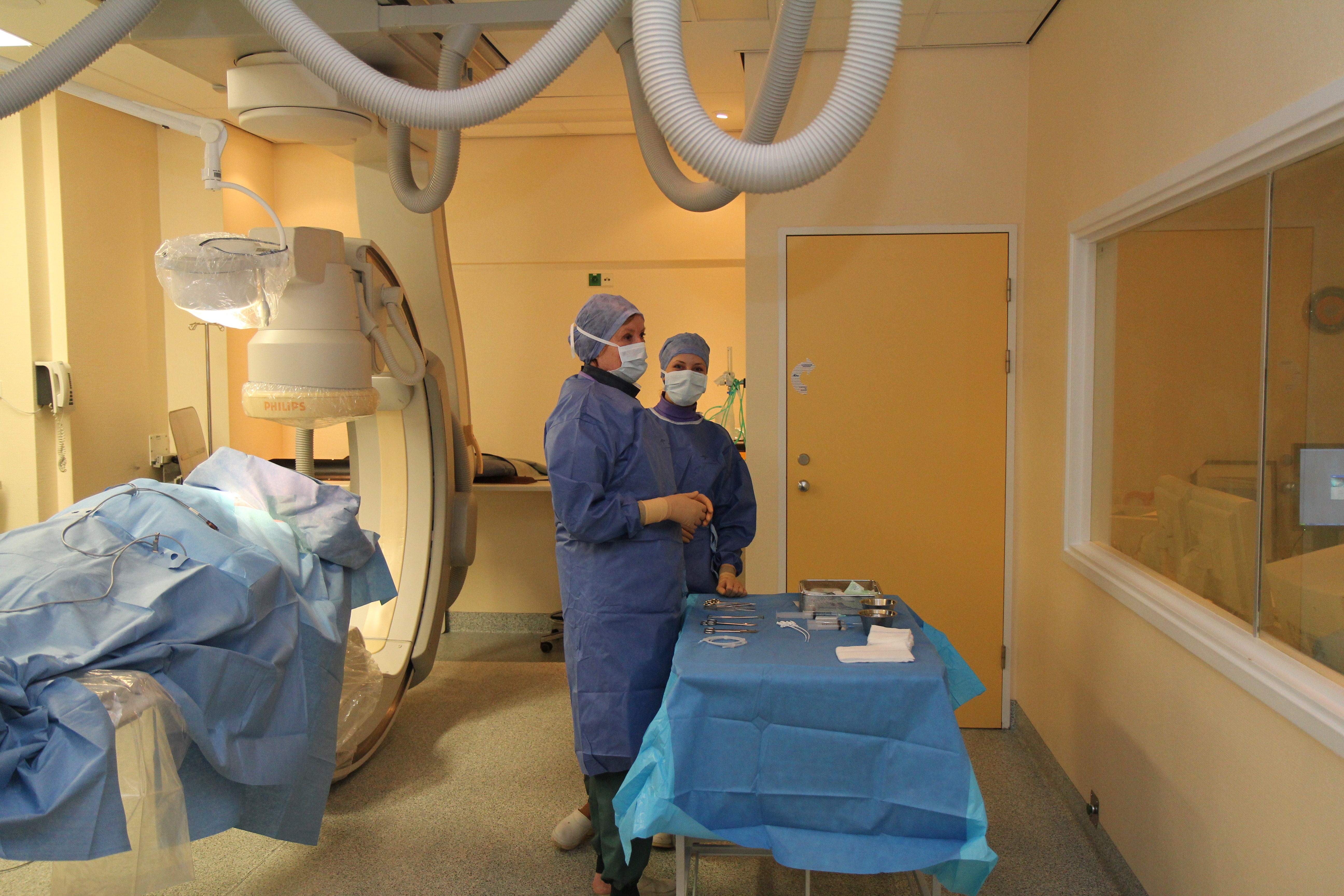 Plaatsing nieuwe ultramoderne pacemaker