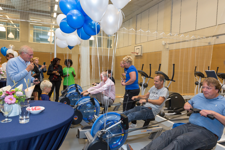 Opening Hartrevalidatiecentrum Rijnmond Zuid